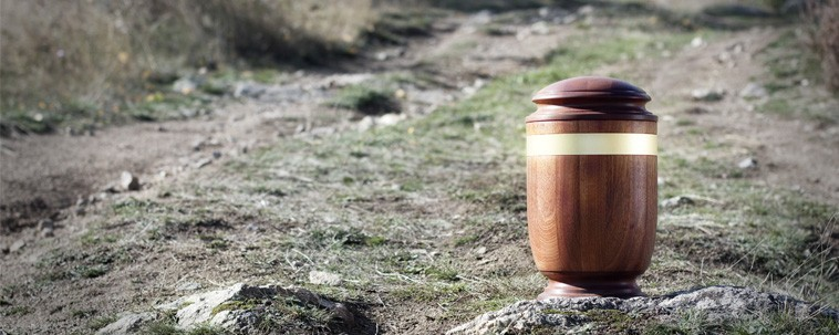 Wooden urns - Alon