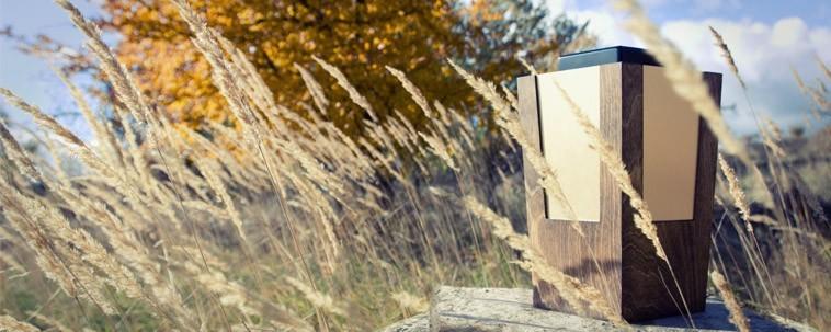 Dřevěné urny - Cham