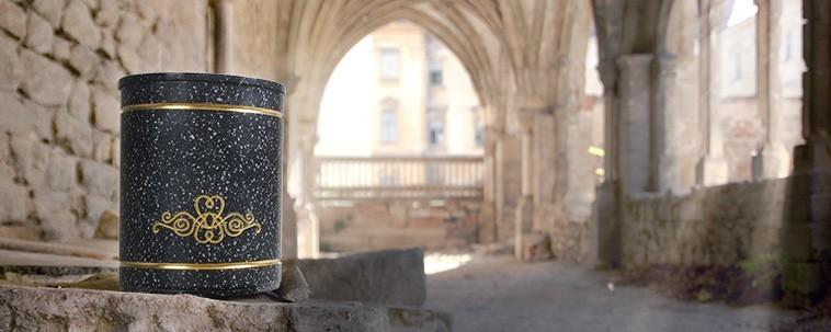 Cultured stone urns - Rafa